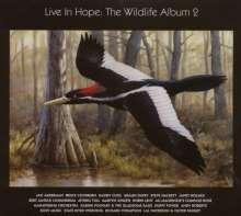 The Wildlife Album 2 (Live In Hope), CD