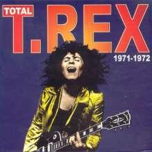 T. Rex: Total T. Rex 1971-1972 - Limited Edition Boxset, 5 CDs