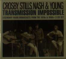 Crosby, Stills, Nash & Young: Transmission Impossible, 3 CDs