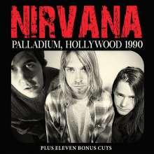 Nirvana: Palladium, Hollywood 1990, CD