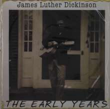 """Jim Dickinson  (aka James Luther Dickinson): The Early Years (Limited Numbered Edition), Single 7"""""""