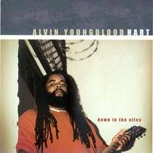"""Alvin """"Youngblood"""" Hart: Down In The Alley, CD"""