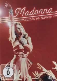 Madonna: Music In Review, DVD