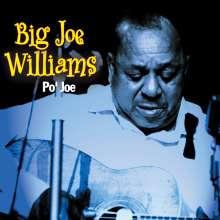Big Joe Williams (Guitar): Po' Jo, CD