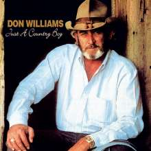 Don Williams: Just A Country Boy, CD