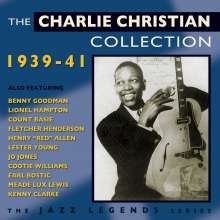 Charlie Christian (1916-1942): Jazz Legends: The Collection, CD