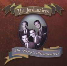 The Jordanaires: The Kings Of Harmony, CD
