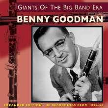 Benny Goodman (1909-1986): Giants Of The Big Band, 2 CDs