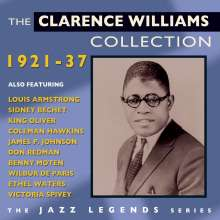 Clarence Williams (1893-1965): Collection: 1923 - 1937, 2 CDs