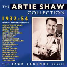 Artie Shaw (1910-2004): The Artie Shaw Collection 1932 - 1954, 2 CDs