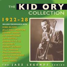 Kid Ory (1886-1973): The Kid Ory Collection, 2 CDs
