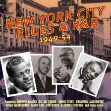New York City Blues & R&B 1949 - 1954, CD