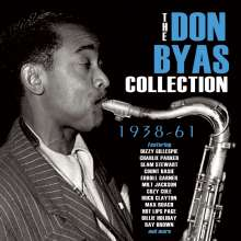 Don Byas (1912-1972): The Don Byas Collection 1939 - 1961, 2 CDs