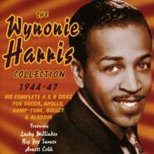 Wynonie Harris: The Wynonie Harris Collection 1944 - 1947, 2 CDs