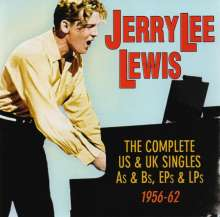 Jerry Lee Lewis: The Complete US & UK Singles As & Bs, EPs & LPs, 2 CDs