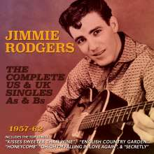 Jimmie Rodgers (Country) (1897-1933): The Complete US & UK Singles 1957-62, 2 CDs