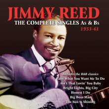 Jimmy Reed: The Complete Single As & Bs 1953-61, 2 CDs