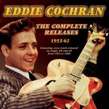 Eddie Cochran: The Complete Releases 1955 - 1962, 2 CDs