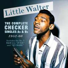 Little Walter (Marion Walter Jacobs): The Complete Checker Singles As & Bs 1952 - 1960, 2 CDs