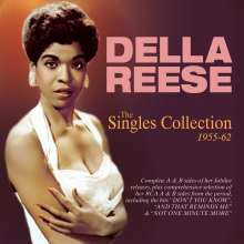 Della Reese (geb. 1931): The Singles Collection 1955 - 1962, 2 CDs