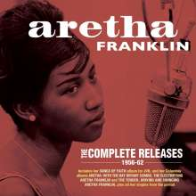 Aretha Franklin: The Complete Releases 1956 - 1962, 2 CDs