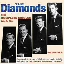 The Diamonds: The Complete Singles As & Bs 1955-62, 2 CDs
