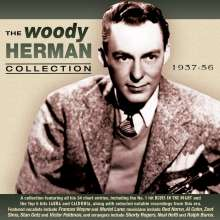 Woody Herman (1913-1987): The Woody Herman Collection 1937 - 1956, 2 CDs