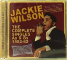 Jackie Wilson: The Complete Singles A's & B's, 2 CDs