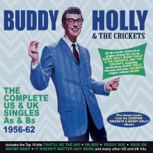 Buddy Holly: The Complete US & UK Singles As & Bs 1956 - 1962, 2 CDs