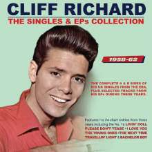 Cliff Richard: Singles & EPs Collection, 2 CDs