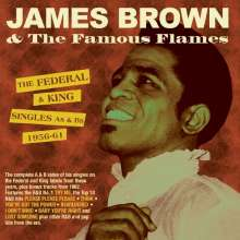 James Brown: The Federal & King: Singles As & Bs, 2 CDs