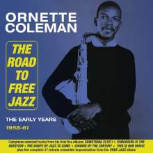 Ornette Coleman (1930-2015): The Road To Free Jazz: The Early Years 1958 - 1961, 2 CDs