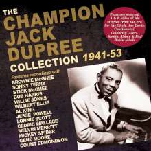 Champion Jack Dupree: The Champion Jack Dupree, 2 CDs