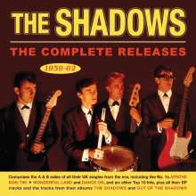 The Shadows: Complete Releases 1959 - 1962, 2 CDs