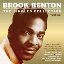Brook Benton: The Singles Collection 1955 - 1962, 2 CDs