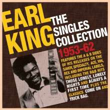 Earl King: The Singles Collection 1953 - 1962, 2 CDs