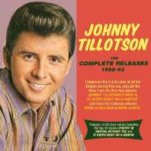 Johnny Tillotson: The Complete Releases 1958 - 1962, 2 CDs
