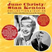 June Christy & Stan Kenton: Collection 1945-1955, 2 CDs