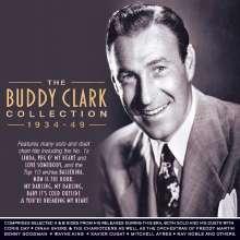 Buddy Clark (Samuel Goldberg) (1912-1949): The Buddy Clark Collection 1934 - 1949, 2 CDs