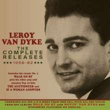 Leroy Van Dyke: The Complete Releases 1956 - 1962, 2 CDs