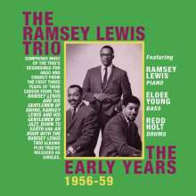 Ramsey Lewis (geb. 1935): The Early Years 1956 - 1959, 2 CDs