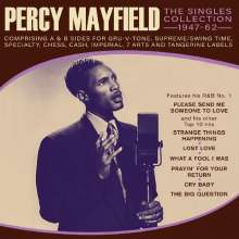 Percy Mayfield: The Singles Collection 1947 - 1962, 2 CDs