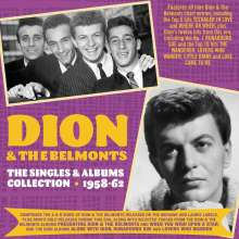 Dion & The Belmonts: Singles & Albums Collection 1958 - 1962, 2 CDs