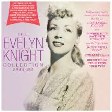 Evelyn Knight: Collection 1944 - 1954, 2 CDs