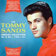 Tommy Sands (Rock'n'Roll): Tommy Sands Collection 1951-61, 2 CDs