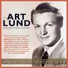 Art Lund: The Collection 1941 - 1959, 2 CDs