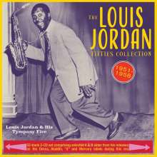 Louis Jordan (1908-1975): The Fifties Collection 1951-58, 2 CDs