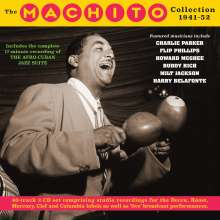 Machito (1912-1984): The Collection 1941 - 1952, 2 CDs