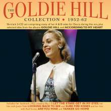 Goldie Hill: Goldie Hill Collection 1952-62, 2 CDs