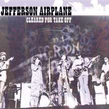 Jefferson Airplane: Cleared For Take Off - Live, CD